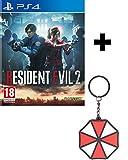 Resident Evil 2 [Remake uncut PEGI] Bonus Edition + Keychain (Deutsch spielbar)