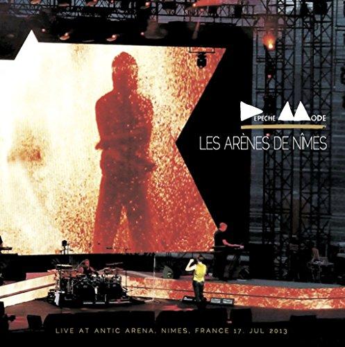 Depeche Mode LES ARENES DE NIMES Live in France 2013 Delta Machine Tour 2CD set [Audio CD] (In Live Depeche Paris Mode)