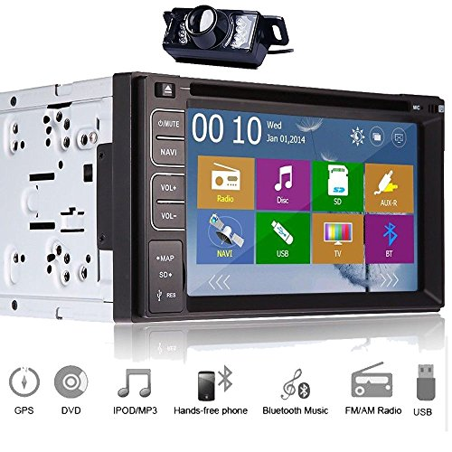 MP3 MP4 Auto DVD Auto PC Double Din multimšŠdia dans Dash Video Radio CD Electronics Car Stereo Autoradio Autoradio 6.2\