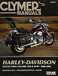 Harley Davidson Fls/Fxs Twin CAM 88 2000 (Clymer Motorcycle)