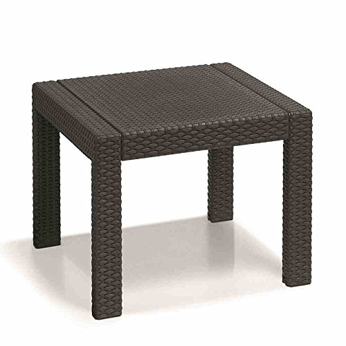 Allibert Lounge Set Victoria Balcony, Grau, 3-teilig - 3