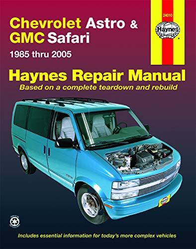 C Safari: 1985 thru 2005 (Hayne's Automotive Repair Manual) ()