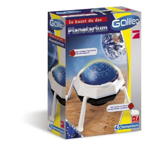 Imagen principal de Clementoni 69952.0 Galileo - Planetario para niños