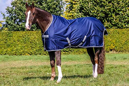 Bucas Freedom Turnout Extra High Neck 300g - navy, Groesse:145