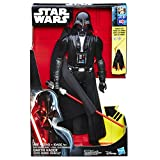 Hasbro Star Wars B7284ES00 Rogue One elektronische 12 Zoll Ultimate Figuren - Elektronisches Duell Darth Vader Star Wars: Rebels, Actionfigur