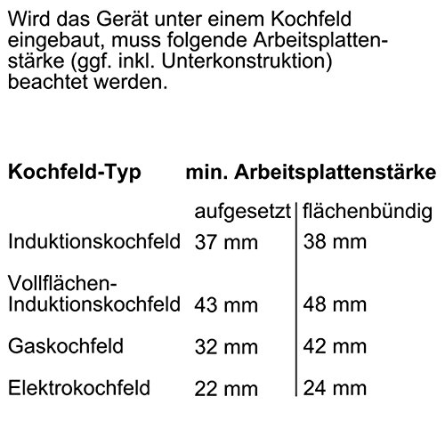 Neff BFT 4664 N Backofen Elektro / 71 L / Dampfbackofen mit 13 Beheizungsarten / edelstahl - 10