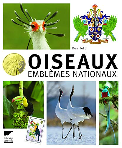 Oiseaux. Emblèmes nationaux