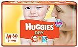 Huggies New Dry Diapers Medium (30 Count...