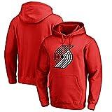 NBA Hoodie Portland Trail Blazers Basketball-Trikot Für Männliche Und Weibliche Basketball-Langarm-Sportbekleidung Für Tägliche Abnutzung Und Basketballspiel