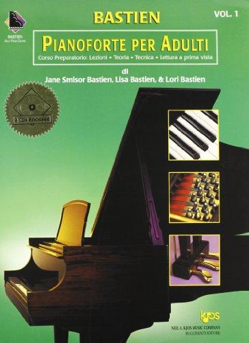 Nuovo corso di pianoforte per adulti. Con 2 CD: 1