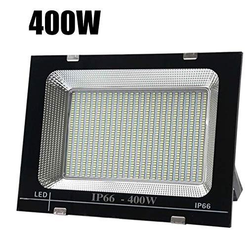 LED Faretto Da Esterno, Super Luminoso Anti Ruggine Impermeabile Faro Risparmio Energetic Box Auto Magazzino Giardino Fari Di Sicurezza (Size : 400W)