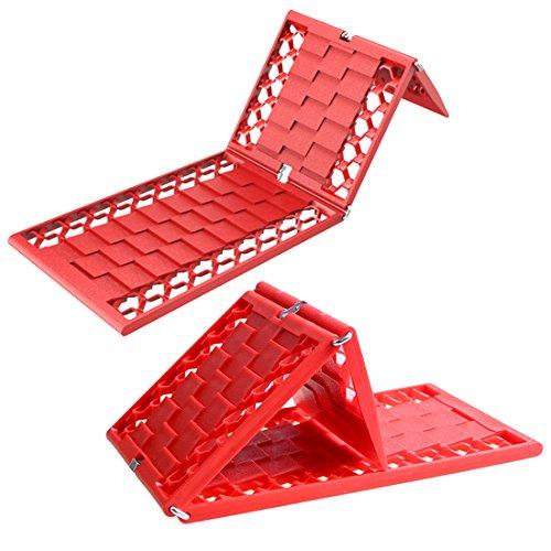WawaAuto-Tappetini-auto-trazione-emergenza-pneumatico-ruota-grip-Track-Rescue-Board-ideale-per-neve-ghiaccio-fango-e-sabbia-adatto-per-la-maggior-parte-dei-pneumatici-Dimensioni-2-pacchi