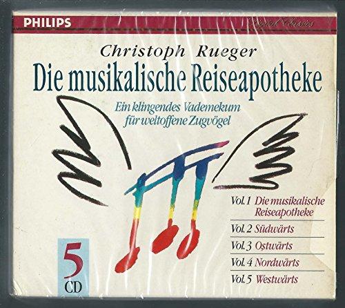 Preisvergleich Produktbild Die Musikalische Reiseapotheke