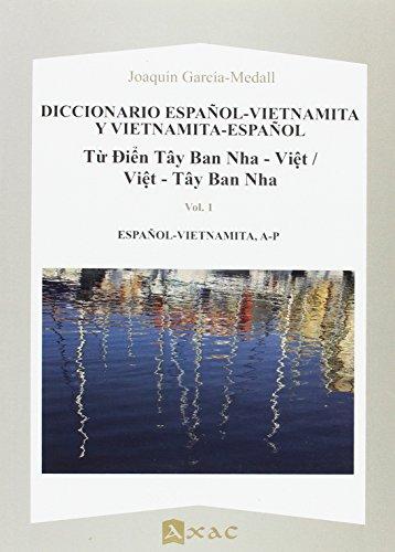 Diccionario español-vietnamita y vietnamita-español ( 2 Vols)