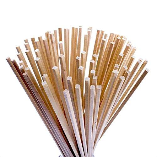 Zuckerwattestäbchen 500 Stück | 40 cm