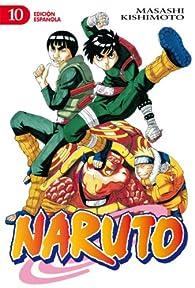 Naruto nº 10/72 par Masashi Kishimoto