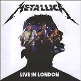 Metallica LIVE IN LONDON/PARIS 2016 Hard Wired Show Promo Tour 2CD set