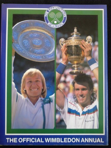 Championships: Wimbledon Official Annual 1987 by John Parsons (1987-10-06)