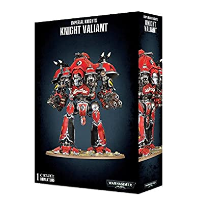 Games Workshop Knight Valiant - Imperial Knights 54-14 - Warhammer 40,000
