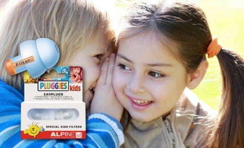Kinder Ohrstöpsel: Alpine Pluggies Kids Ohrstöpsel
