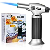Best Cooking Torches - Emooqi Blow Torch Lighter Outdoor Windproof Cooking Torch Review