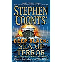 Stephen Coonts' Deep Black: Sea of Terror by Stephen Coonts (2010-02-02)