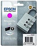 Epson Schloss C13T35834010 Original Tintenpatronen, Magenta