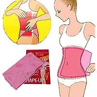 Sauna bestdeal RedCrest™ Pratical yoga Cinturón talladora del cuerpo, talladora abdomen la cintura del vientre quema de grasa del muslo de la pierna celulitis barrigas navidello cinturones mejor