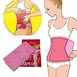 Redcrest (TM) pratique Sauna Minceur Body Shaper Ceinture Yoga, ventre ventre ceinture Shaper brûler la cellulite bellys de Fat jambe cuisse Ceinture Une Meilleure