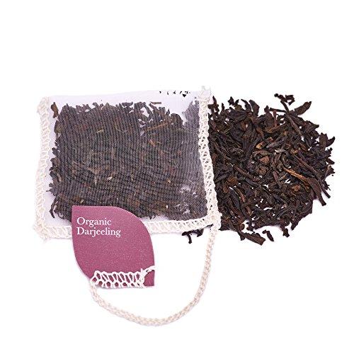 Solaris Tea Bio - Darjeeling, 40 Seidenteebeutel, 1er Pack (1 x 60 g)