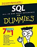 [(SQL All-in-One Desk Reference For Dummies)] [By (author) Allen G. Taylor] published on (July, 2007)