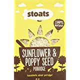 STOATS Sunflower & Poppy Seed Porridge - Lot de 2