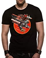 Loud Distribution Judas Priest- Screaming for Vengeance Men's T-Shirt