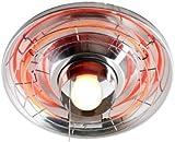 Ceiling Mounted Heat + Light BATHROOM Heater 750 watt
