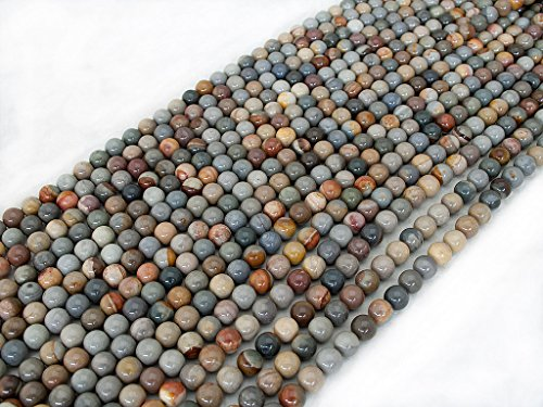Beads Ok Diy America Picture Jasper Natural 12mm Plain Round Bead About 38cm A Strand Buy Online In Dominica At Dominica Desertcart Com Productid 56979945