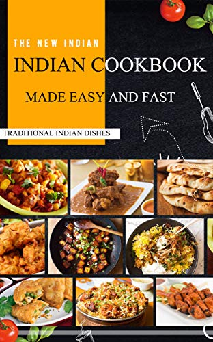 Indian Cookbook Easy Indian Food Recipes For Electric