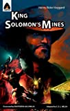 Front cover for the book King Solomon's Mines: The Graphic Novel (Campfire Graphic Novels) by Henry Haggard