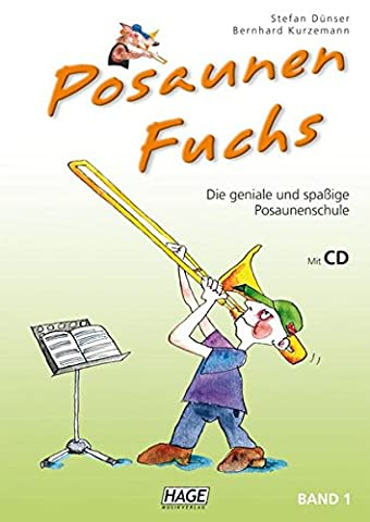 Edition Hage Posaunen Fuchs - Band 1 (Service Macht Den Unterschied)