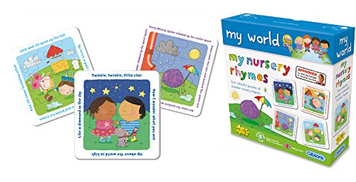 Gibsons My World Nursery Rhymes Jigsaw Puzzle