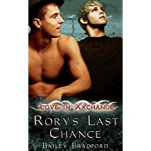 Rory's Last Chance: (A Gay Romance Novel) (Love in Xxchange Book 1) (English Edition)
