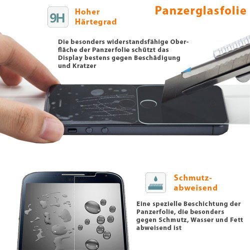 Housse de protection Coque de protection en silicone et Char eximmobile de verre d'écran pour téléphones portables Apple iPhone (Transparent)