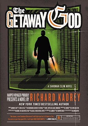 The Getaway God: A Sandman Slim Novel (Sandman Slim Novels) by Richard Kadrey (2015-06-23)