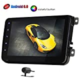 Best EinCar Camera For Cars - Reversing Camera+EinCar Android 6.0 Double Din Car Player Review