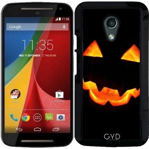 tArtists Hülle für Motorola Moto G (Generation 2) - Halloween Kürbis by hera56 ()