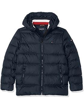 Tommy Hilfiger Ame Thkb Basic Down Jacket, Chaqueta para Niños