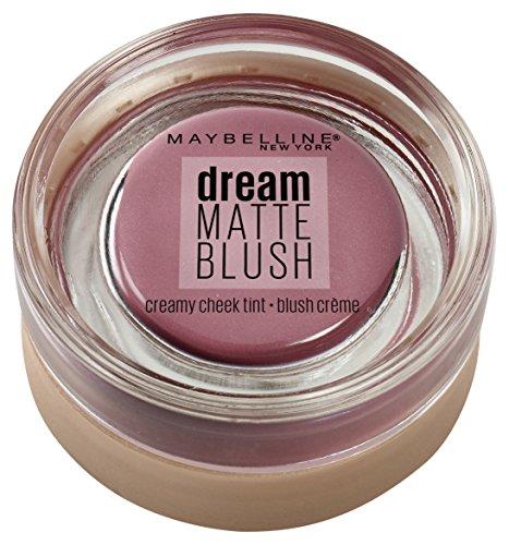 Maybelline New York Dream Matte Blush, Nr. 40 On the Mauve, 1er Pack (1 x 6 g) (Matte Creme Blush)