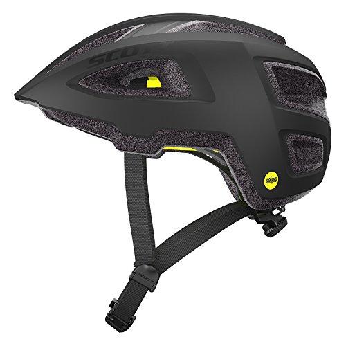 Scott Groove Plus Fahrrad Helm schwarz 2018: Größe: S/M