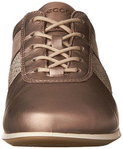 Ecco Touch Sneaker, Baskets Beige Pour Femme (moon Rock / Moon Rock 55294)