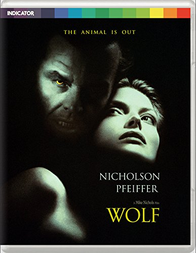Wolf (Blu Ray)