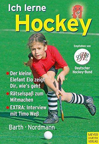 Ich lerne Hockey (Kunststoff-hockey-tor)